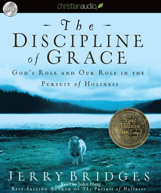 The Discipline Of Grace (CD- Audio)