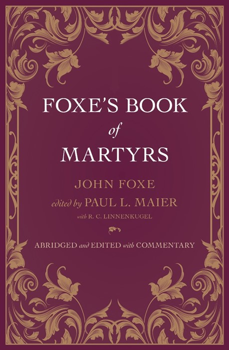 Foxe's Book Of Martyrs (Hard Cover)