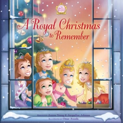 Royal Christmas to Remember, A (Hard Cover)