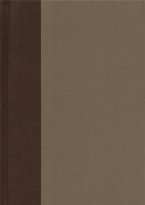 Esv Study Bible, Large Print (Cloth Over Board, Timeless) (Hard Cover)