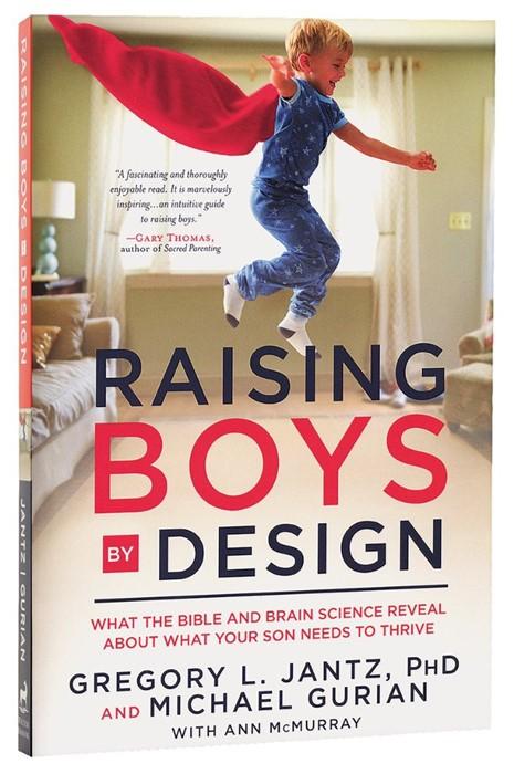 Raising Boys By Design (Paperback)