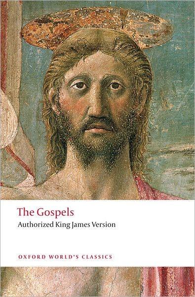 KJV The Gospels (Paperback)