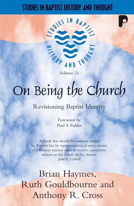 On Being The Church (Paperback)