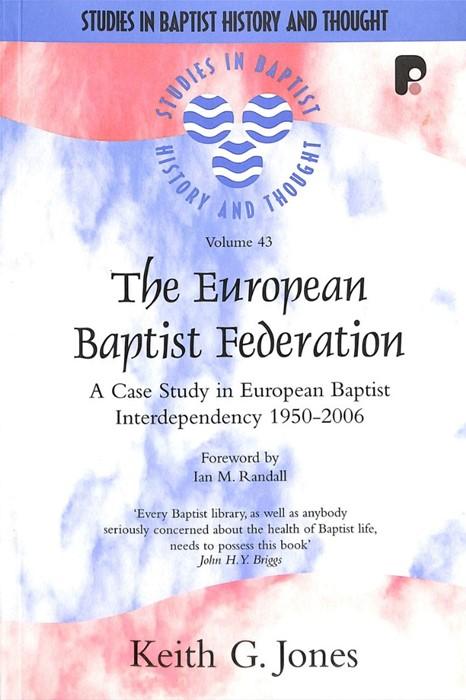 Sbht: The European Baptist Federation (Paper Back)