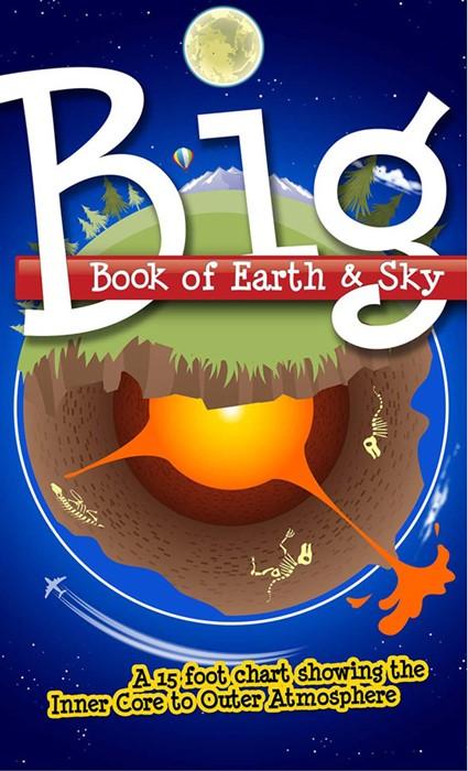 Big Book Of Earth & Sky (Hard Cover)