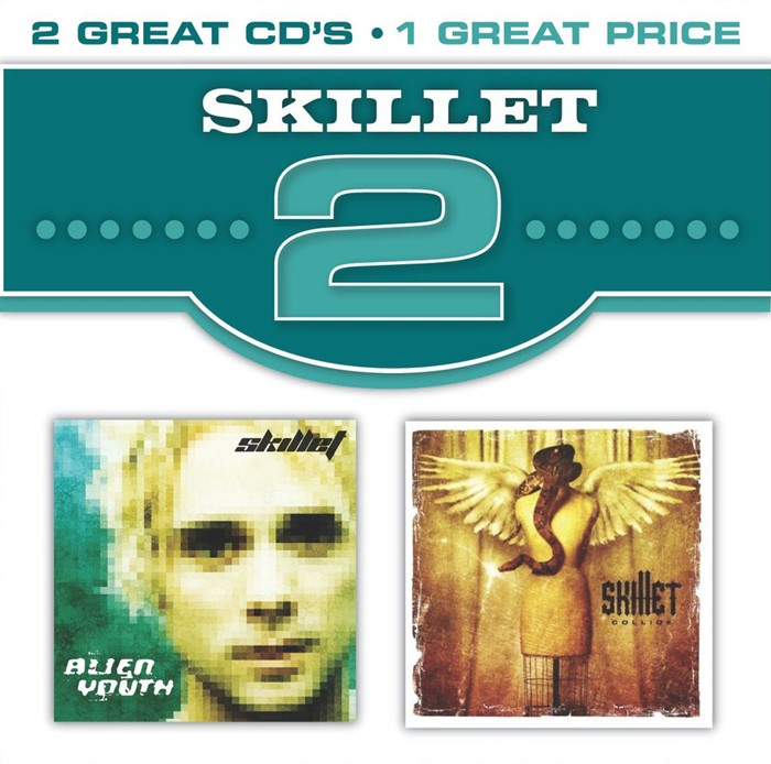 Alien Youth/Collide Dble Cd- Audio (CD-Audio)