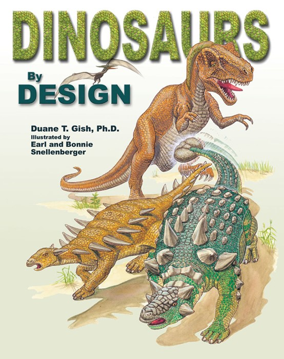 Dinosaurs By Design (Hard Cover)