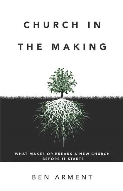 Church In The Making (Hard Cover)