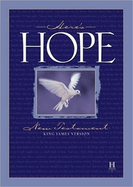 KJV Here's Hope New Testament (48 Pack) (Paperback)