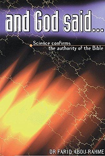 And God Said (Paperback)