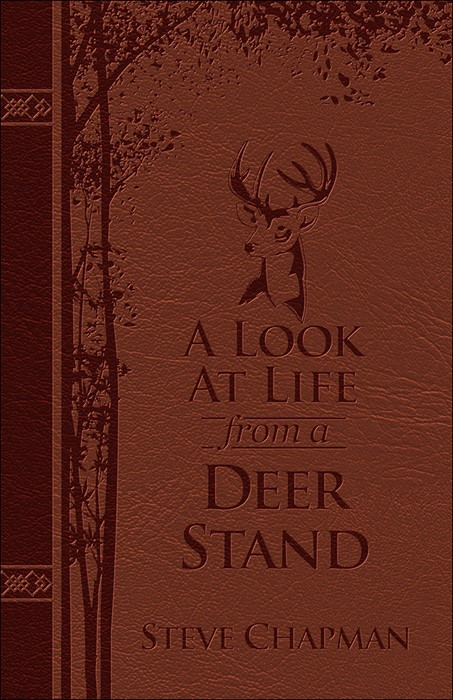 A Look at Life from a Deer Stand (Leather Binding)