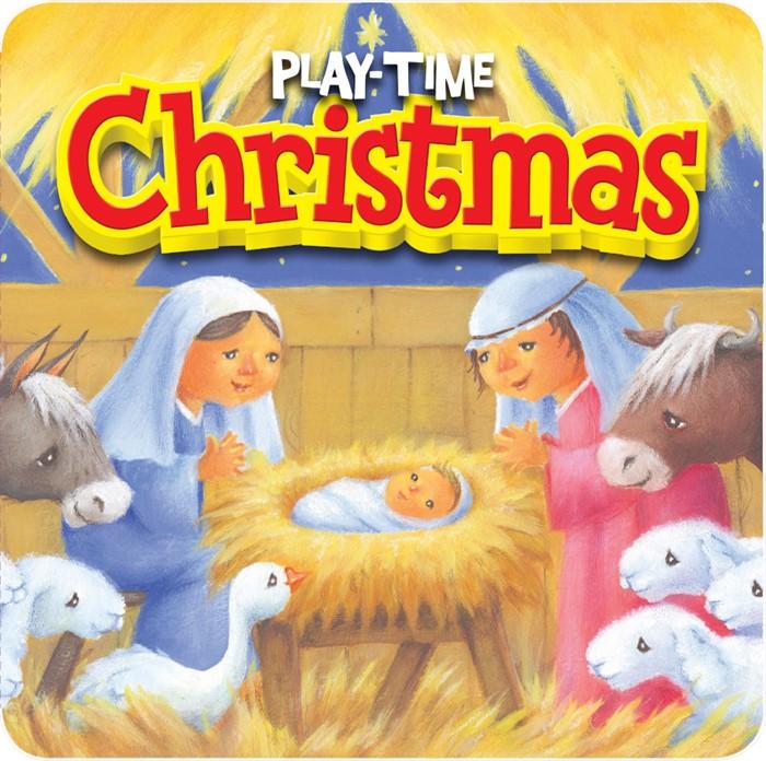 Play-Time Christmas (Board Book)