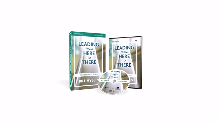 Leading From Here to There Study Guide w/ DVD (Mixed Media Product)