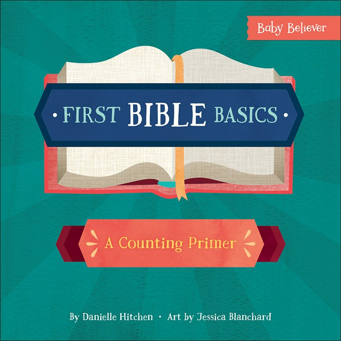 First Bible Basics (Board Book)