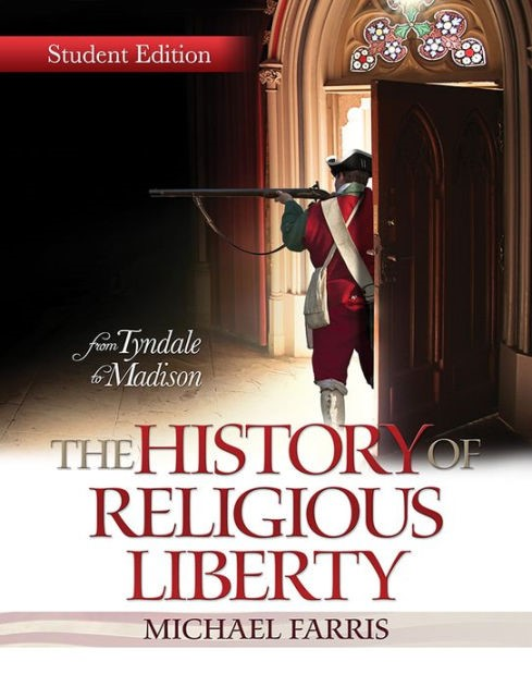History Of Religious Liberty, The (Student Edition) (Paper Back)