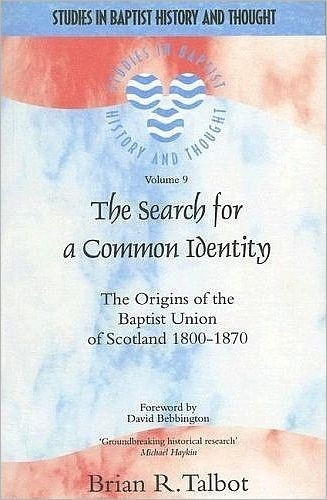 The Search For A Common Identity (Paper Back)