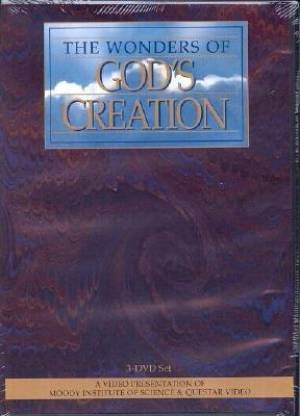 The Wonders of God's Creation DVD (DVD)