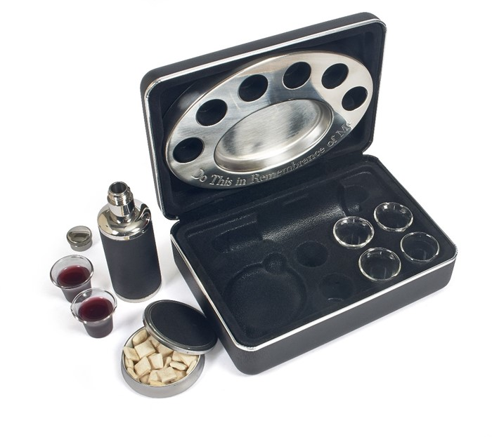 Portable Communion Set - Legacy (General Merchandise)