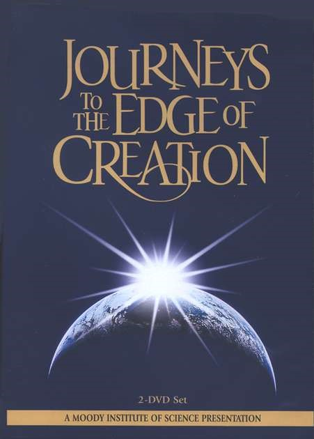 Journeys to the Edge of Creation DVD (DVD)