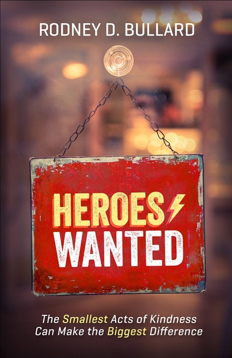 Heroes Wanted (Paper Back)