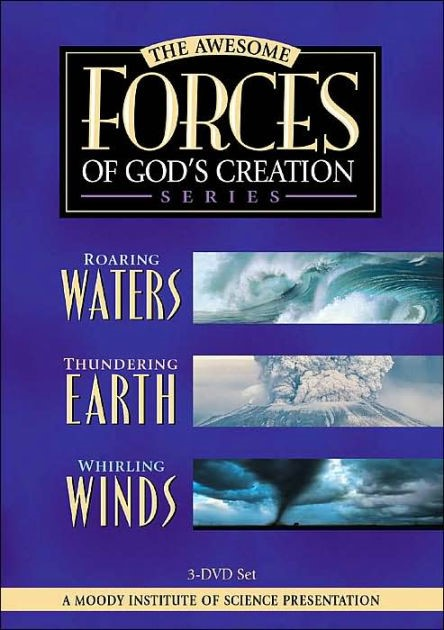 The Awesome Forces of God's Creation DVD (DVD)