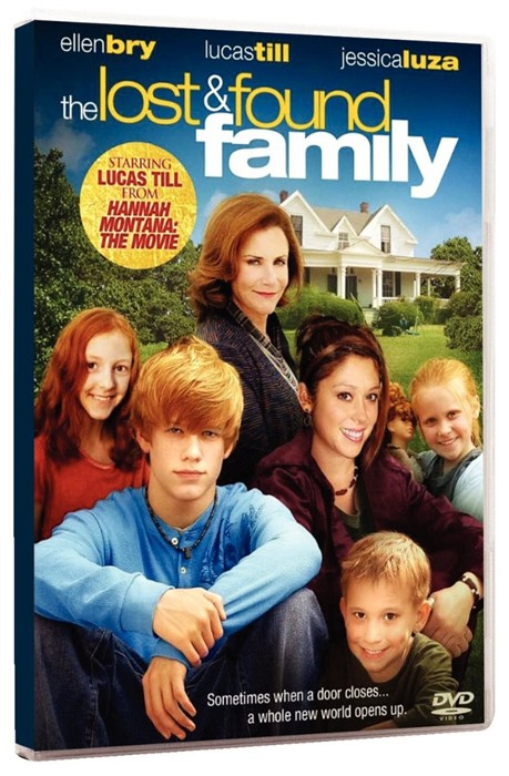 Lost and Found Family DVD (DVD Audio)