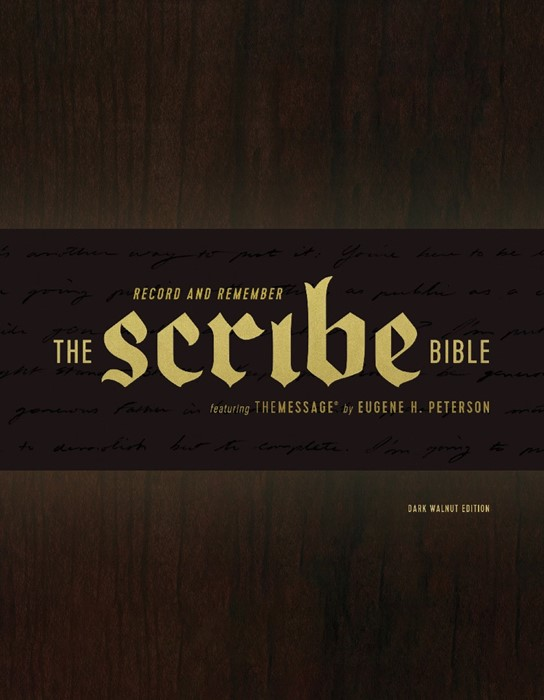 The Scribe Bible (Hard Cover)