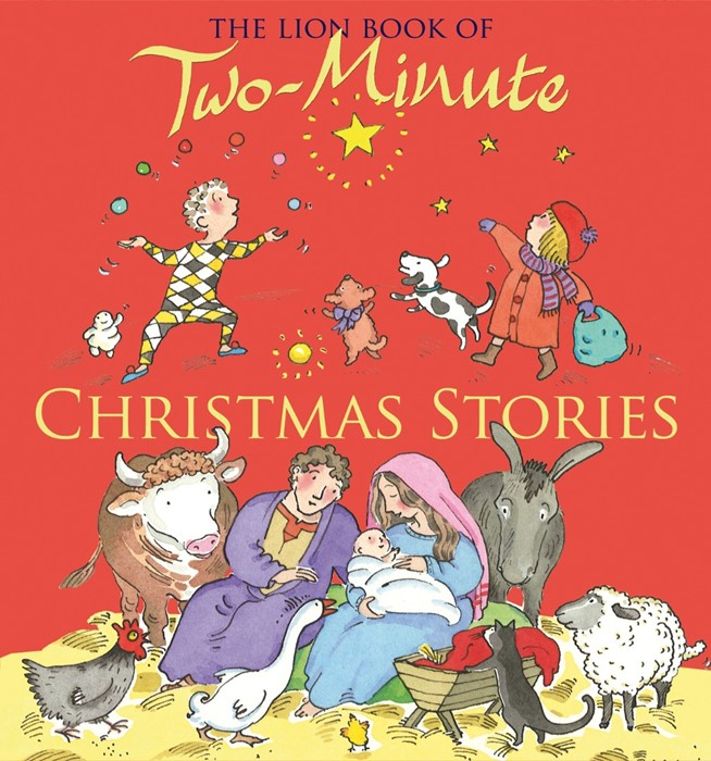 The Lion Book Of Two-Minute Christmas Stories (Hard Cover)