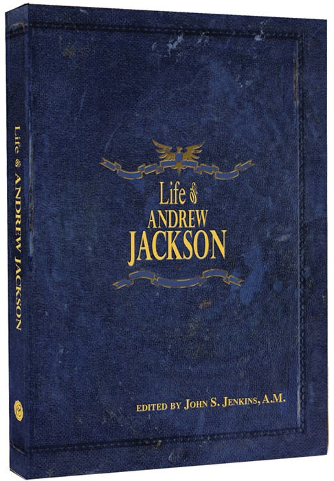 Life Of Andrew Jackson (Hard Cover)
