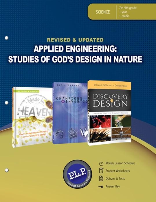Applied Engineering: Studies Of God'S Design In Nature Paren (Paperback)