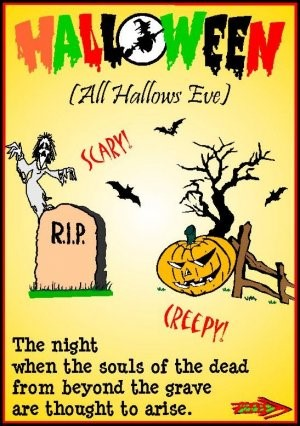 Tracts: Halloween (All Hallows Eve) 50-pack (Tracts)