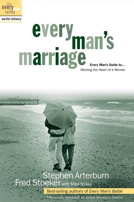 Every Man'S Marriage Cd- Audio (CD-Audio)