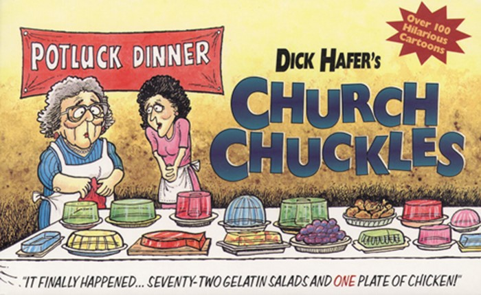 Church Chuckles (Paperback)