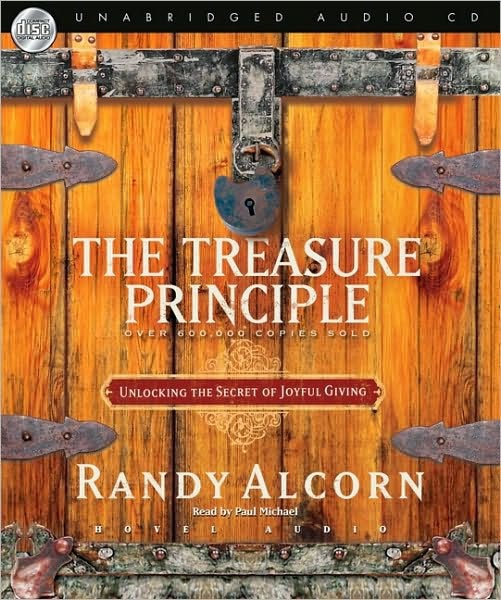 Treasure Principle (CD-Audio)