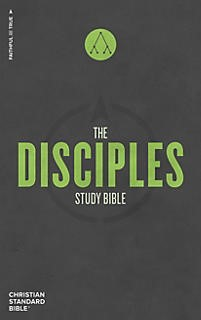CSB Disciple's Study Bible, Hardcover (Hard Cover)