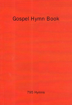 Cover for Gospel Hymn Book (General Merchandise)