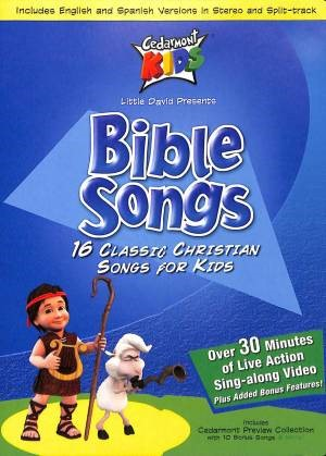 Bible Songs DVD-Audio (DVD Audio)