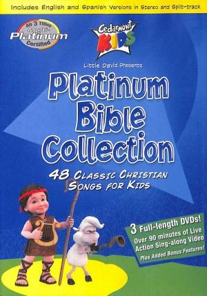 Cedarmont: Platinum Bible Collection DVD (DVD Audio)