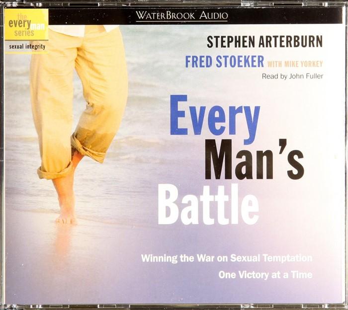 Every Man'S Battle Cd- Audio (CD-Audio)