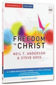 Freedom In Christ DVD (DVD)