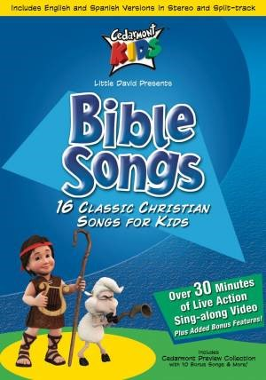 Kids Classics: Bible Songs DVD (DVD Audio)