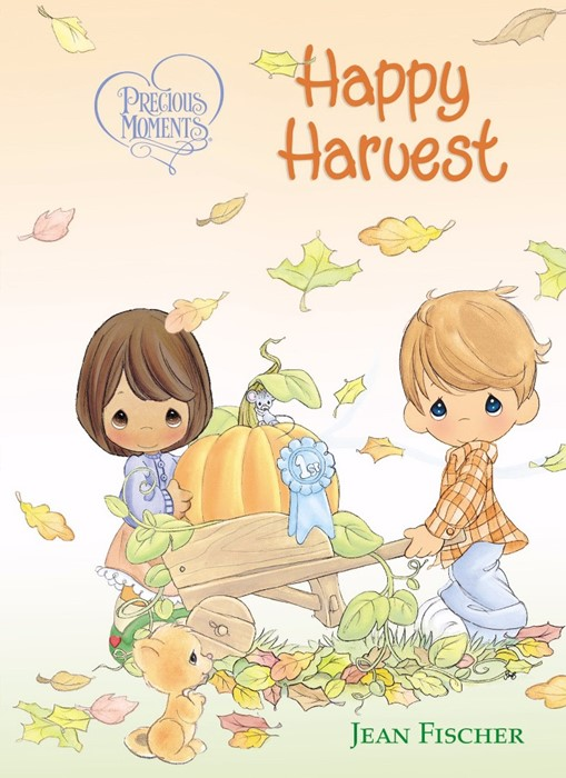 Precious Moments: Happy Harvest (Board Book)