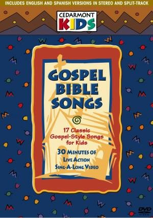 Kids Classics: Gospel Bible Songs DVD (DVD Audio)