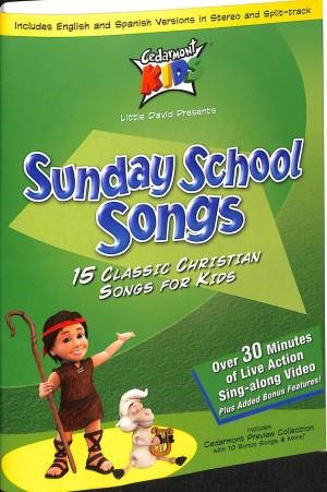 Kids Classics: Sunday School Songs Dvd-Audio (DVD Audio)