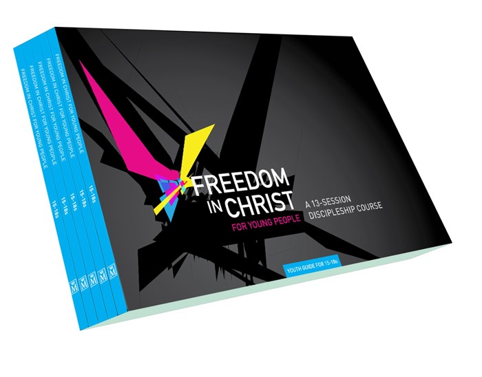 Freedom In Christ For Young People 15-18 Workbooks (Multiple Copy Pack)