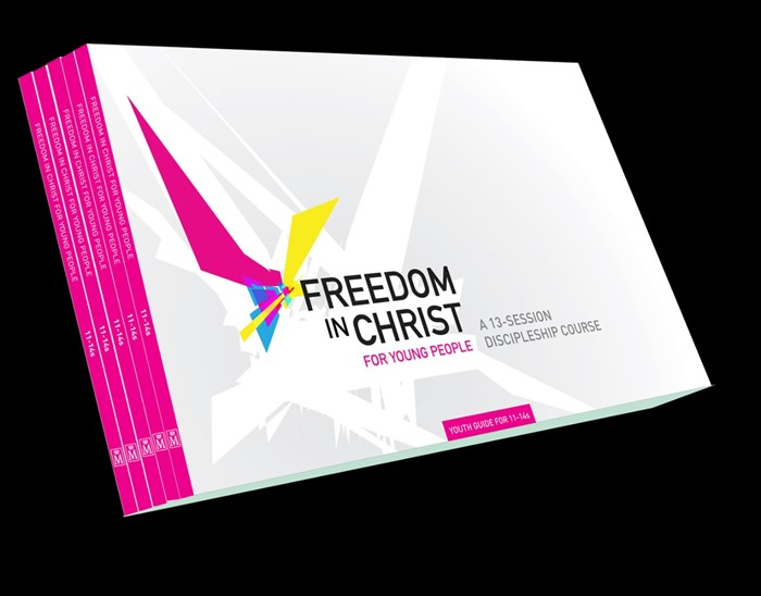Freedom In Christ For Young People 11-14 Workbooks (Multiple Copy Pack)