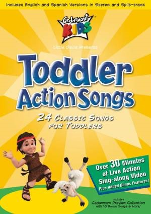 Kids Classics: Toddler Action Songs Dvd-Audio (DVD Audio)