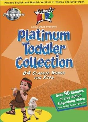 Kids Classics: Toddler Platinum Collection DVD (DVD Audio)