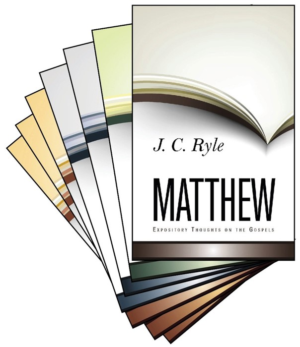 Expository Thoughts On The Gospel - 7 Volume Set (Cloth-Bound)