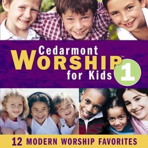 Cedarmont Worship For Kids Vol 1 Cd- Audio (CD-Audio)